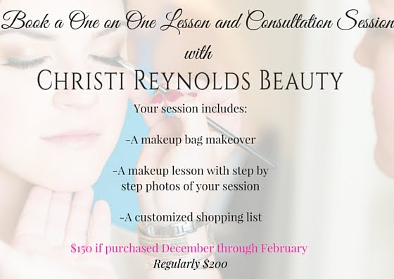 Private Makeup Lessons Classes and Consultations Sacramento California