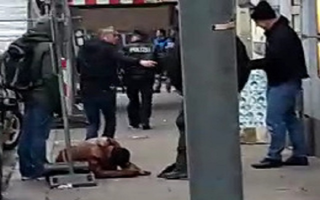 Ghanaian on Alcohol suffers 3 gunshot from German Police [Video]