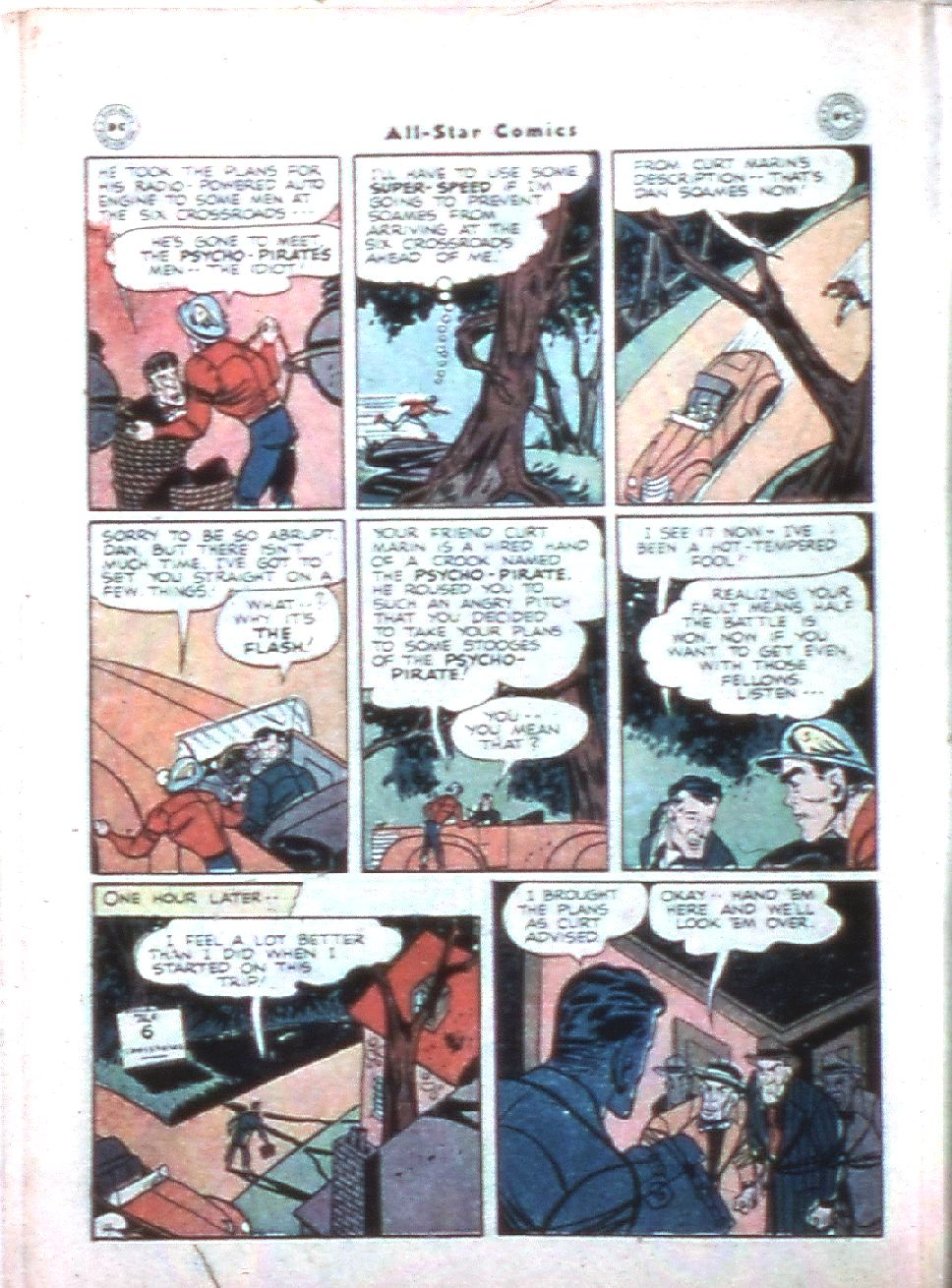 Read online All-Star Comics comic -  Issue #32 - 42