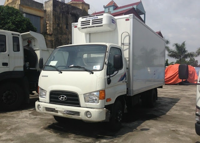 Xe đông lạnh Hyundai HD99