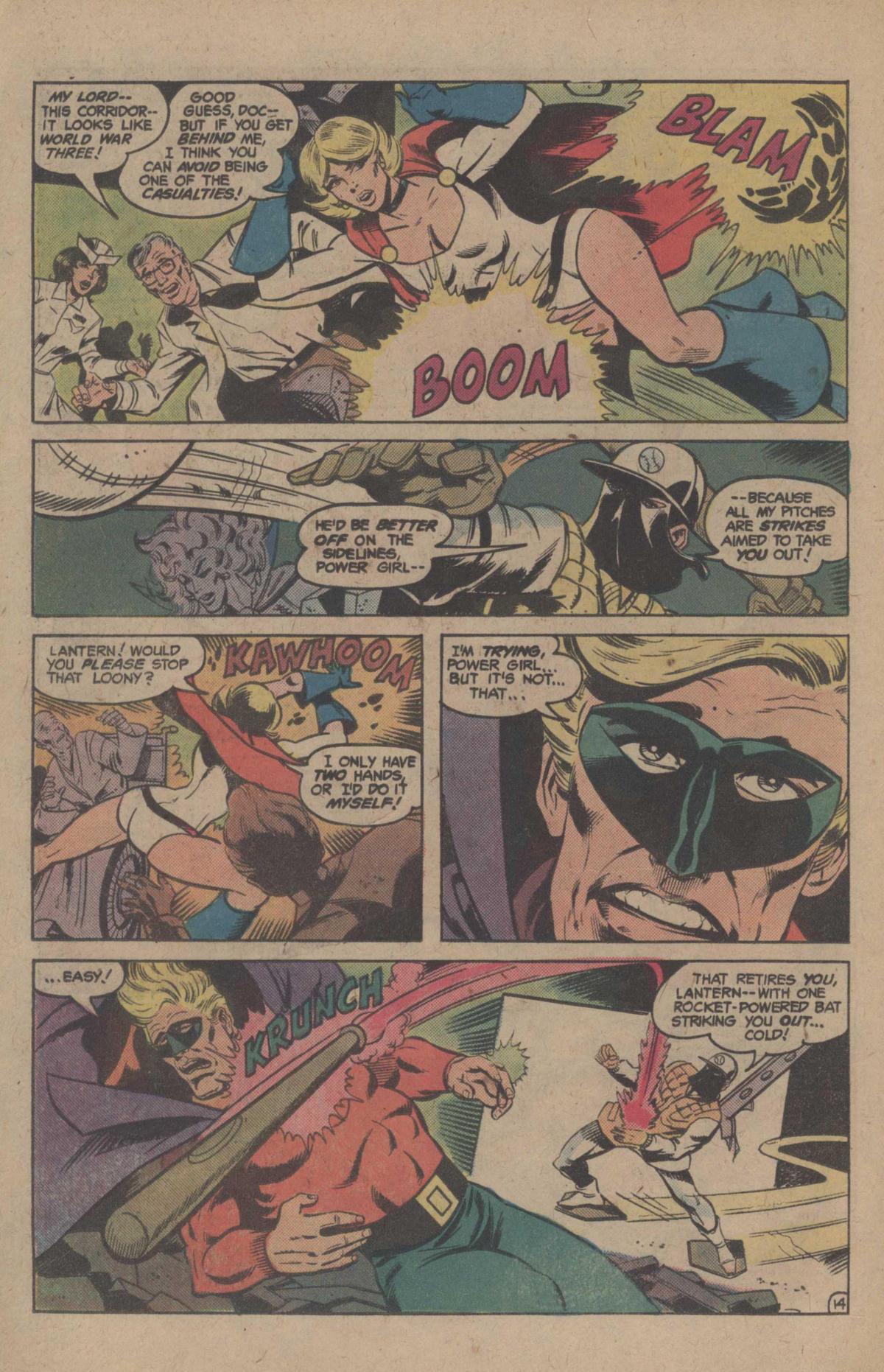 Read online All-Star Comics comic -  Issue #72 - 26