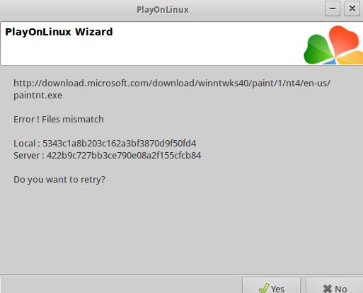 The forum - PlayOnMac - Run your Windows applications on Mac