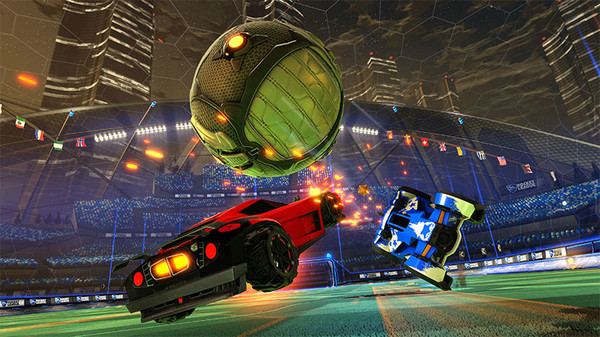 Rocket League Anniversary PC Full Version Screenshot 3