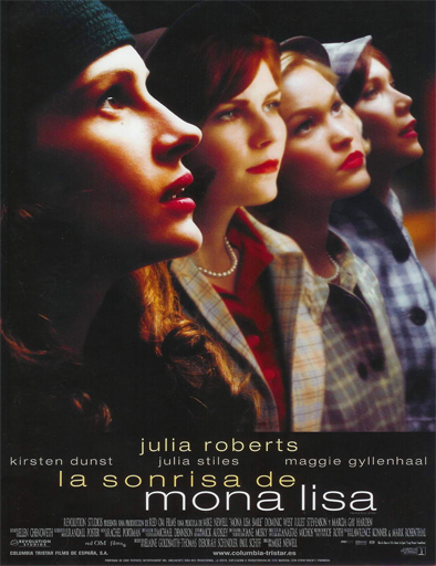 Ver La sonrisa de Mona Lisa (Mona Lisa Smile) (2003) Online