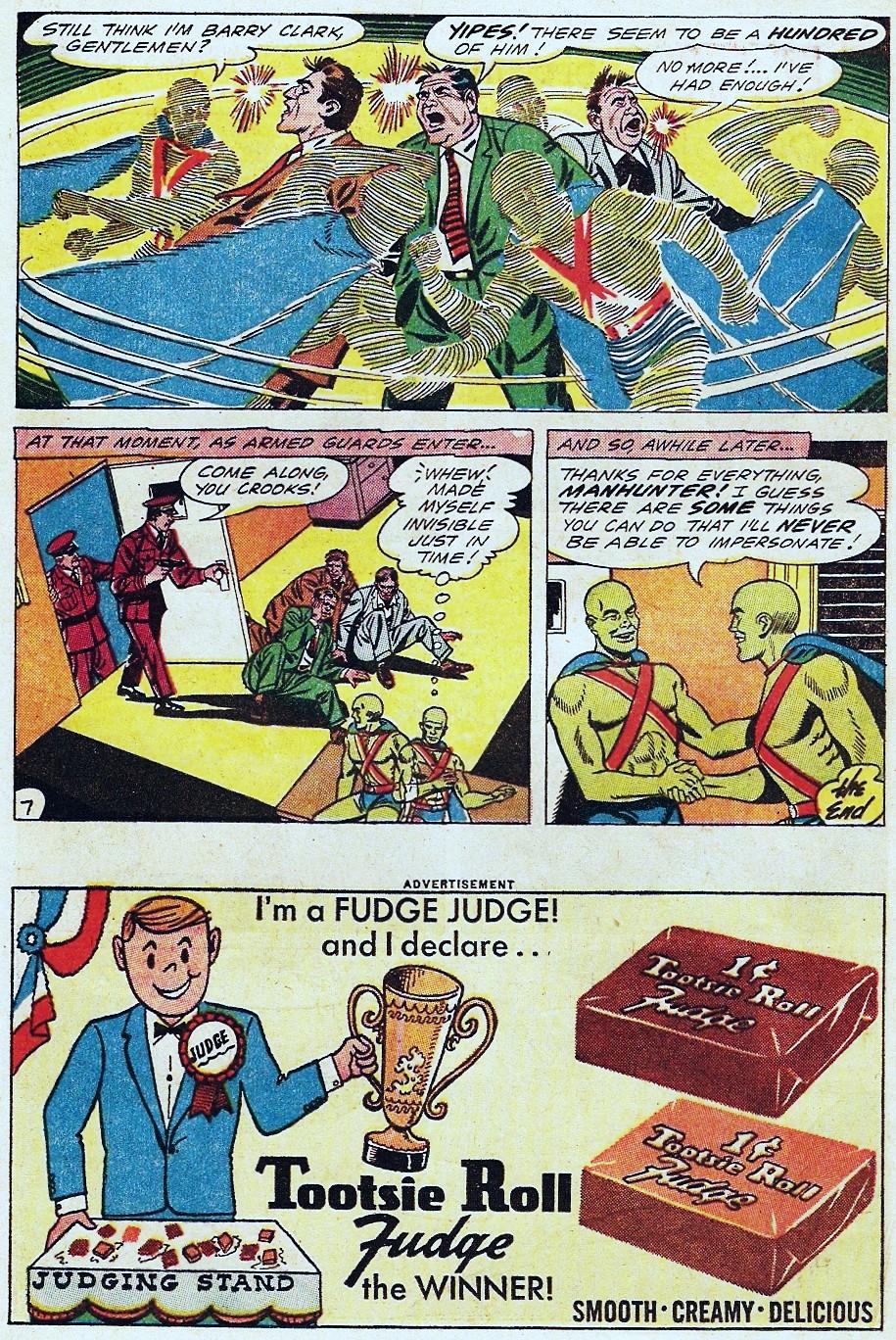 Detective Comics (1937) 298 Page 23