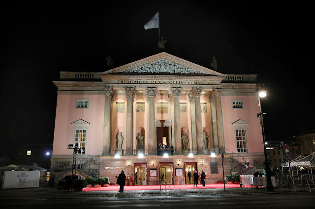 Reopening of the Staatsoper Unter den Linden - Szenen aus Goethes Faust, 3 October 2017