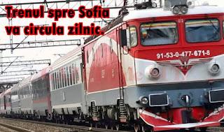 Cumpara Bilete CFR trenuri Bucuresti Istanbul Salonic si Sofia