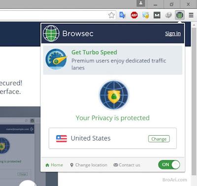 Browsec, Aplikasi Browser untuk Membuka Situs yang Diblokir