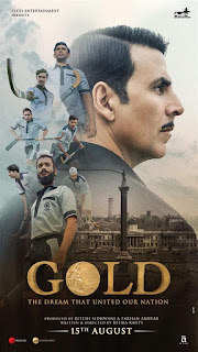 Gold First Look Poster 4