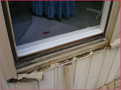 Weathervane Window Rot Repair Redmond Woodinville