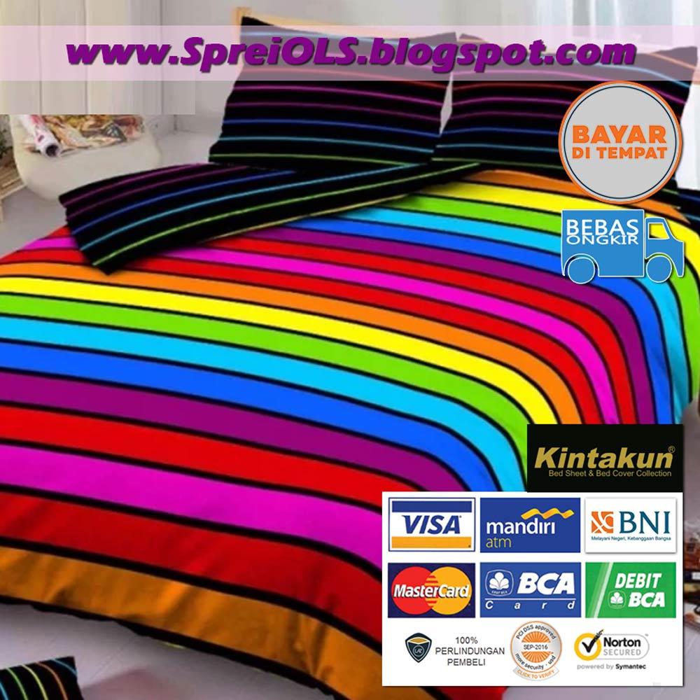 Sri Kintakun Dluxe 160x200 Motif Mulan Gracia Bedding California Dolphin 3d Sprei 180x200 Rainbow