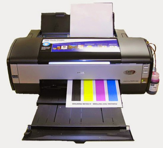 epson stylus photo 1400 not printing