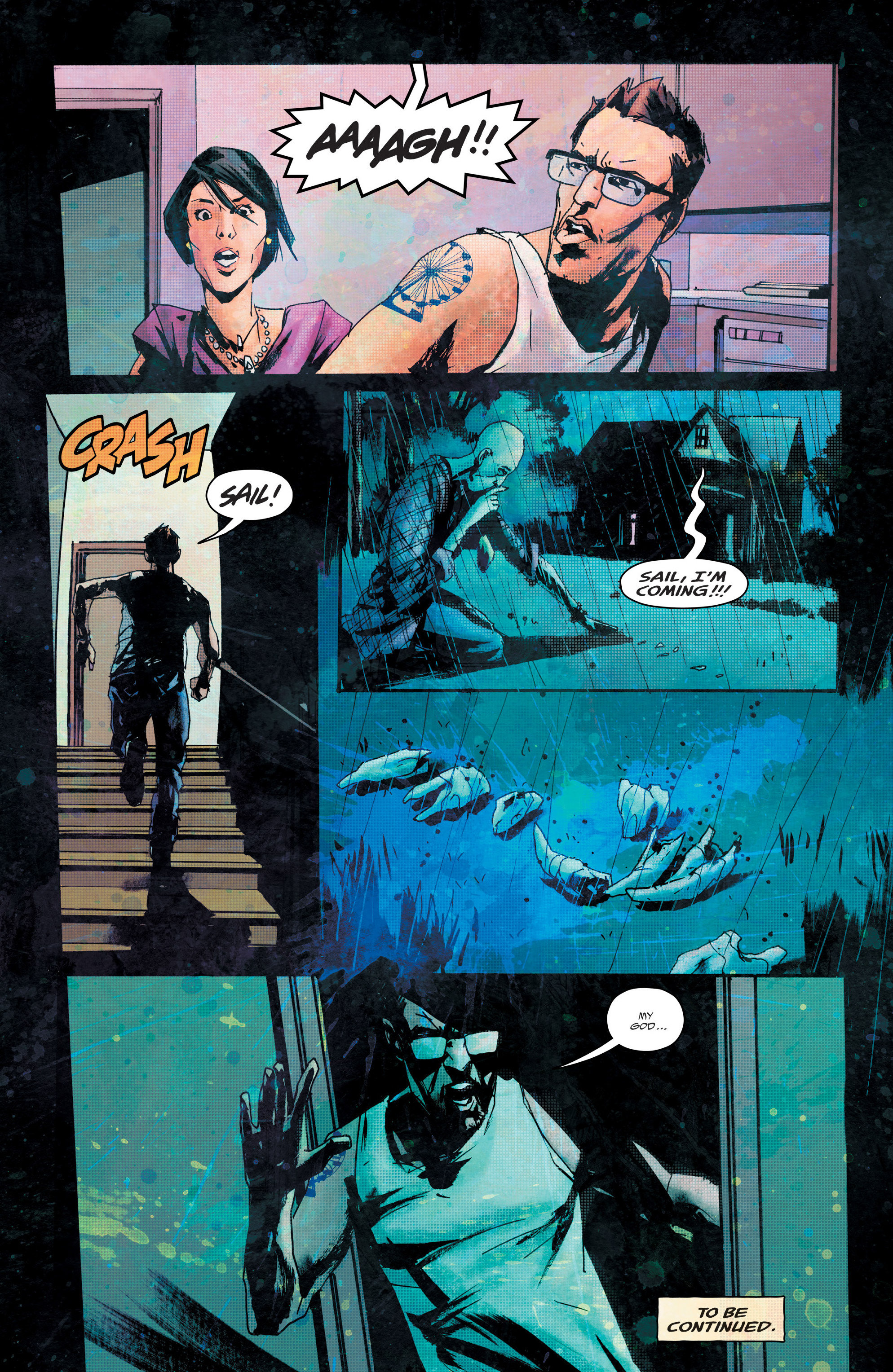 Read online Wytches comic -  Issue #1 - 30