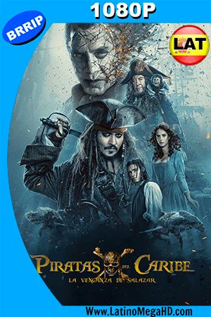 Piratas del Caribe: La Venganza de Salazar (2017) Latino HD 1080P ()