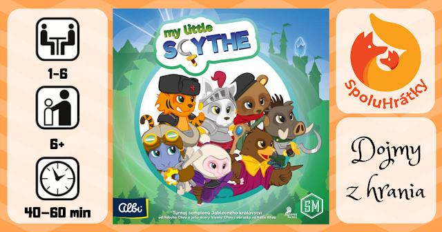 recenzia hry My Little Scythe na blogu www.spoluhratky.eu