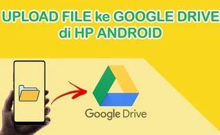 Cara Mengupload Foto di Google Drive