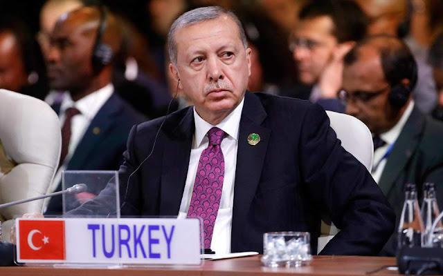 Ερντογάν: Η απειλητική ρητορική της Ουάσινγκτον δεν θα ωφελήσει κανέναν
