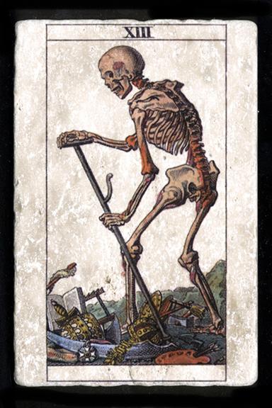 Tarot - The Death Card