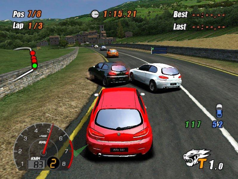 تحميل لعبة سيارات اون لاين
