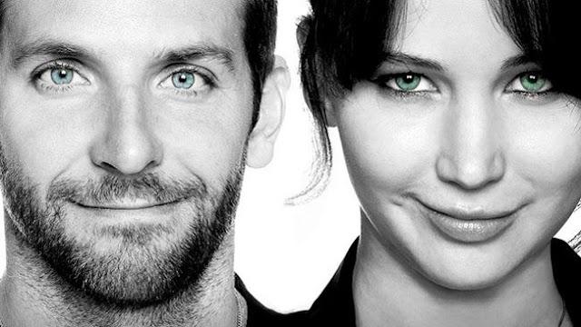 el lado bueno de las cosas (2012) Bradley Cooper y Jennifer Lawrence
