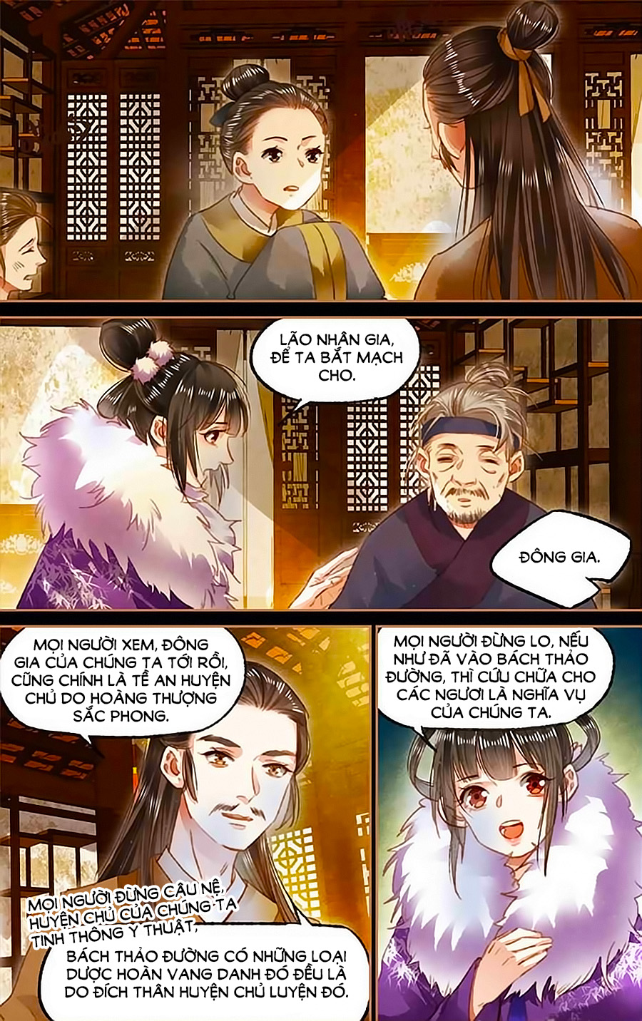 Thần Y Đích Nữ Chap 98 - Trang 5
