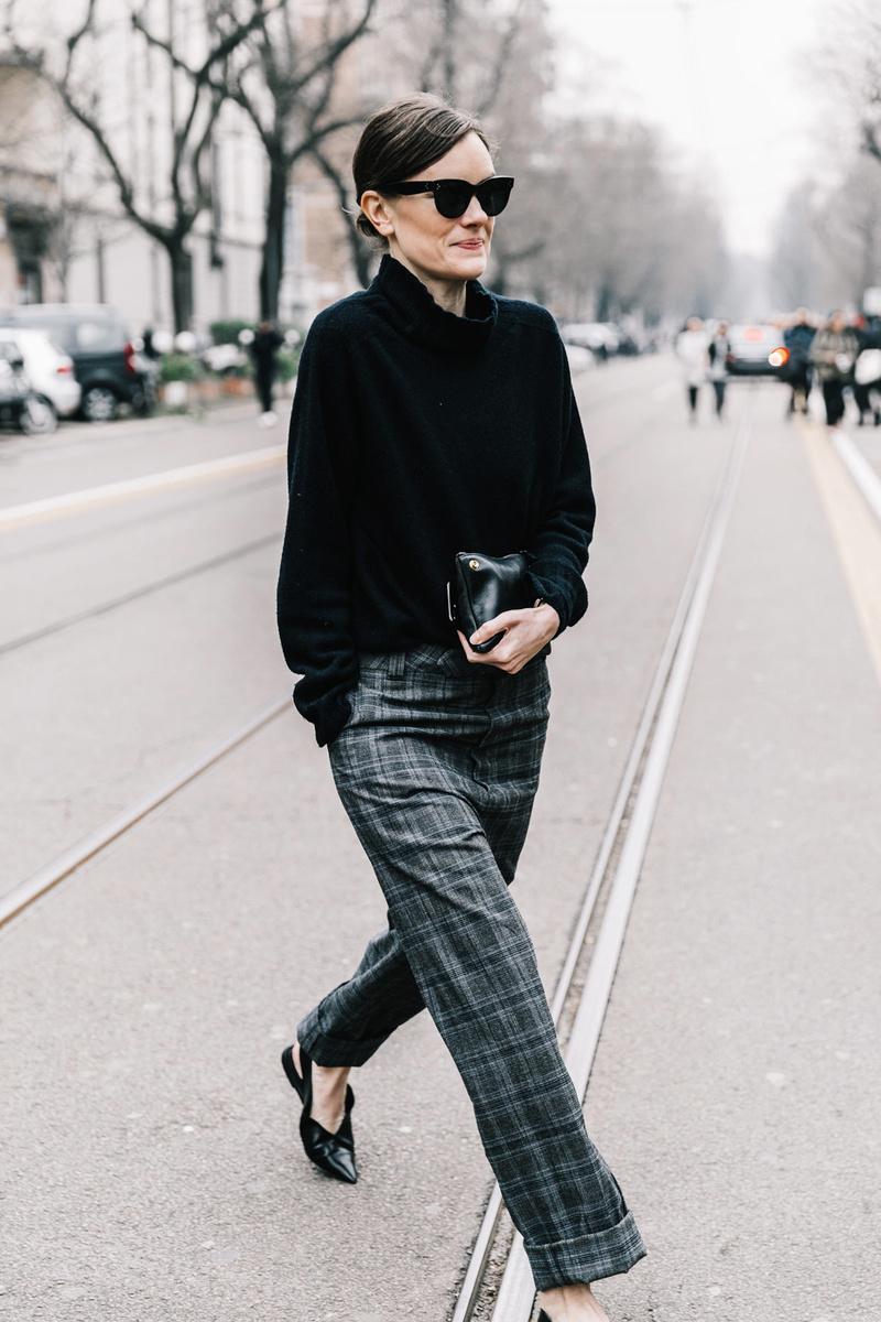 Fashion Inspiration Jo Ellison Financial Times Fashion Editor Cool Chic Style Fashion