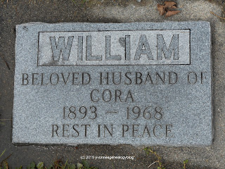 William Holden gravemarker