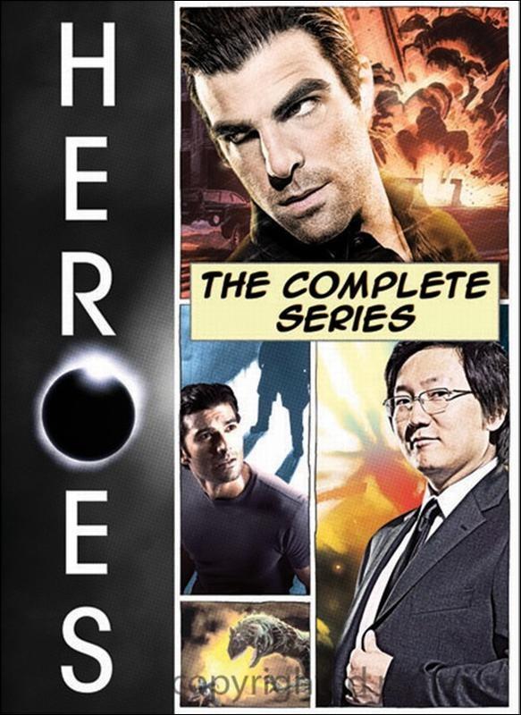 Heroes - Season 2 Episode 08: Four Months Ago...