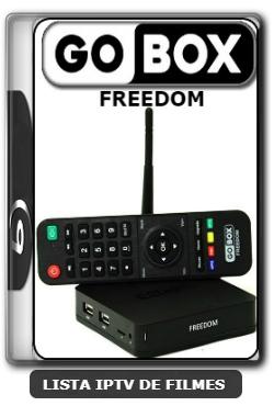Gobox Freedom Nova Atualização VPNs, Aptoide, Blokada e Youtube V00504060 - 17-03-2020