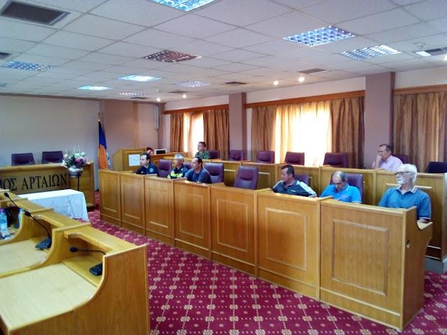 Άρτα: Έκτακτη Σύσκεψη Του Τοπικού Συντονιστικού Πολιτικής Προστασίας Με Αφορμή Το Διαρκές Κύμα Καύσωνα Στην Άρτα