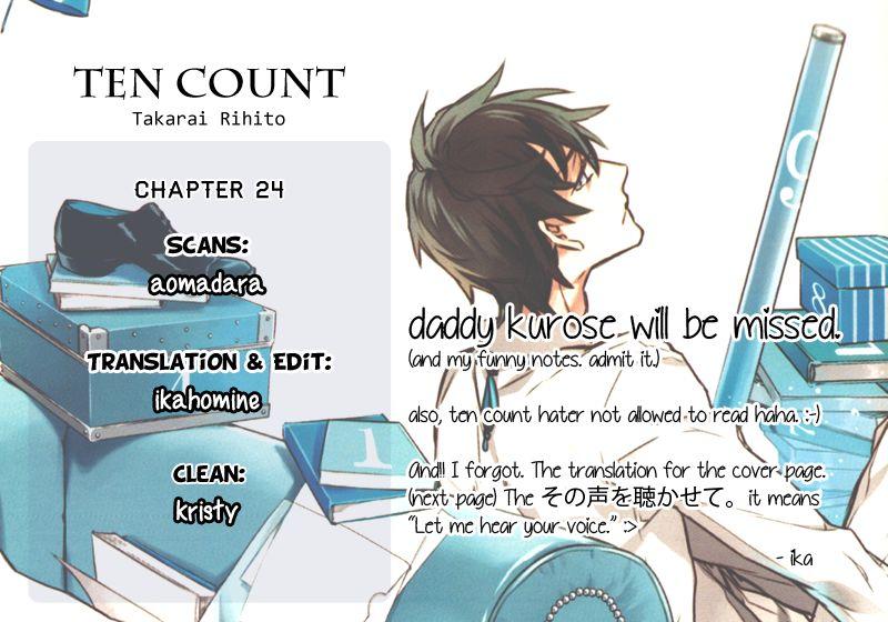 Ten Count - Chapter 38