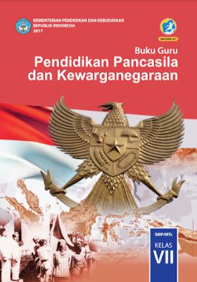 Buku PKN Kelas 7,8,9 Kurikulum 2013 Revisi 2017