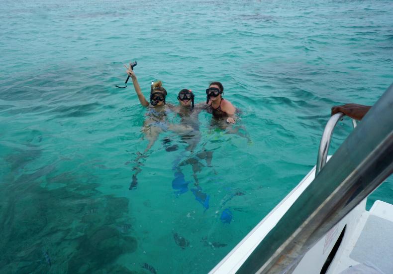 LUX Belle Mare Mauritius Iles Des Deux Cocos Beach Snorkeling