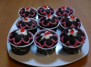 Resep Cupcake Glasur Enak Lembut Dan Empuk