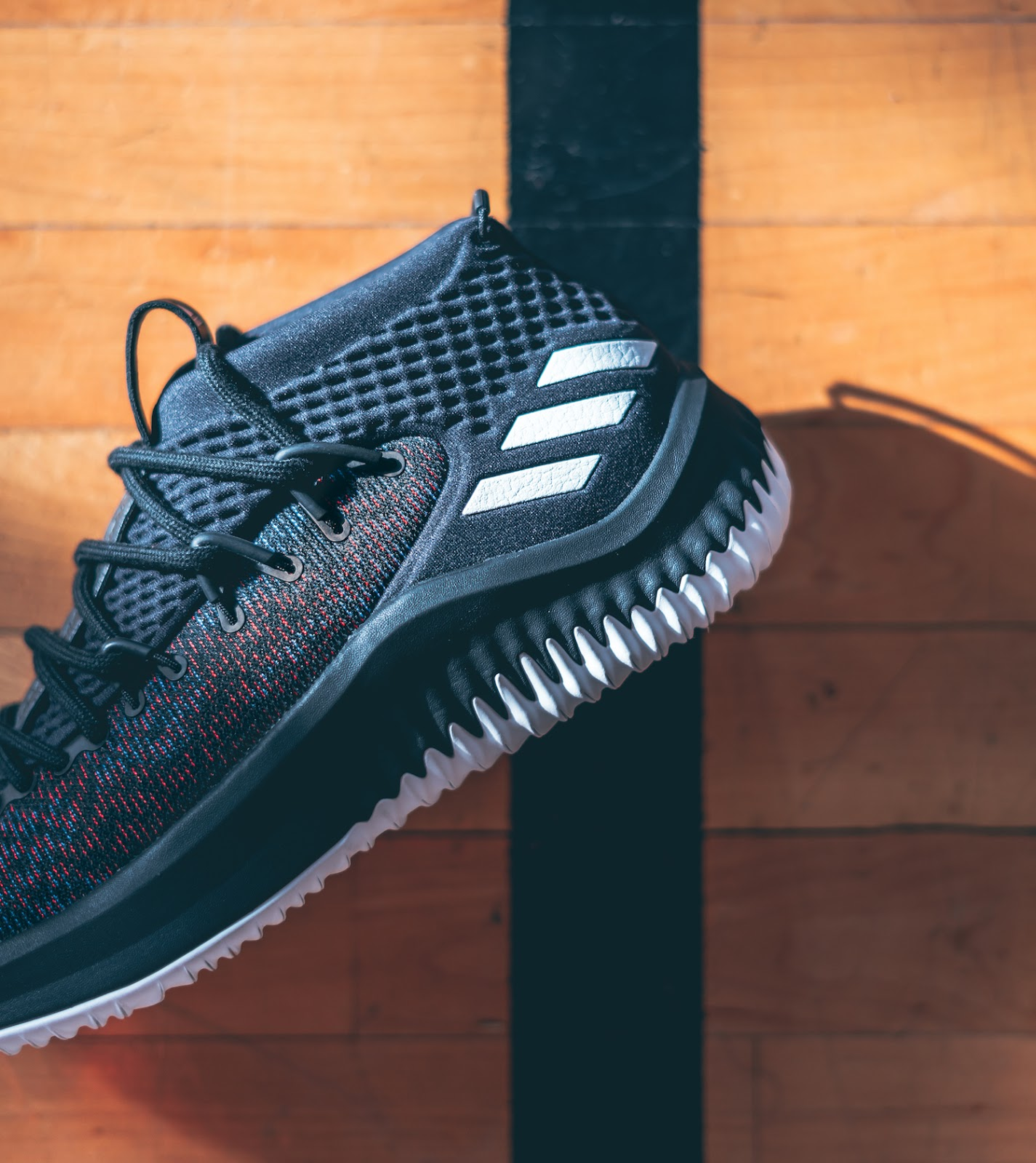 ad0686bbc220 ... since Dame is a recording artist notable for his talent in dropping bars.  The static colorway of the Dame 4 will release on December 15