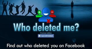 Cara Mengetahui Siapa Yang Menghapus Pertemanan di Facebook