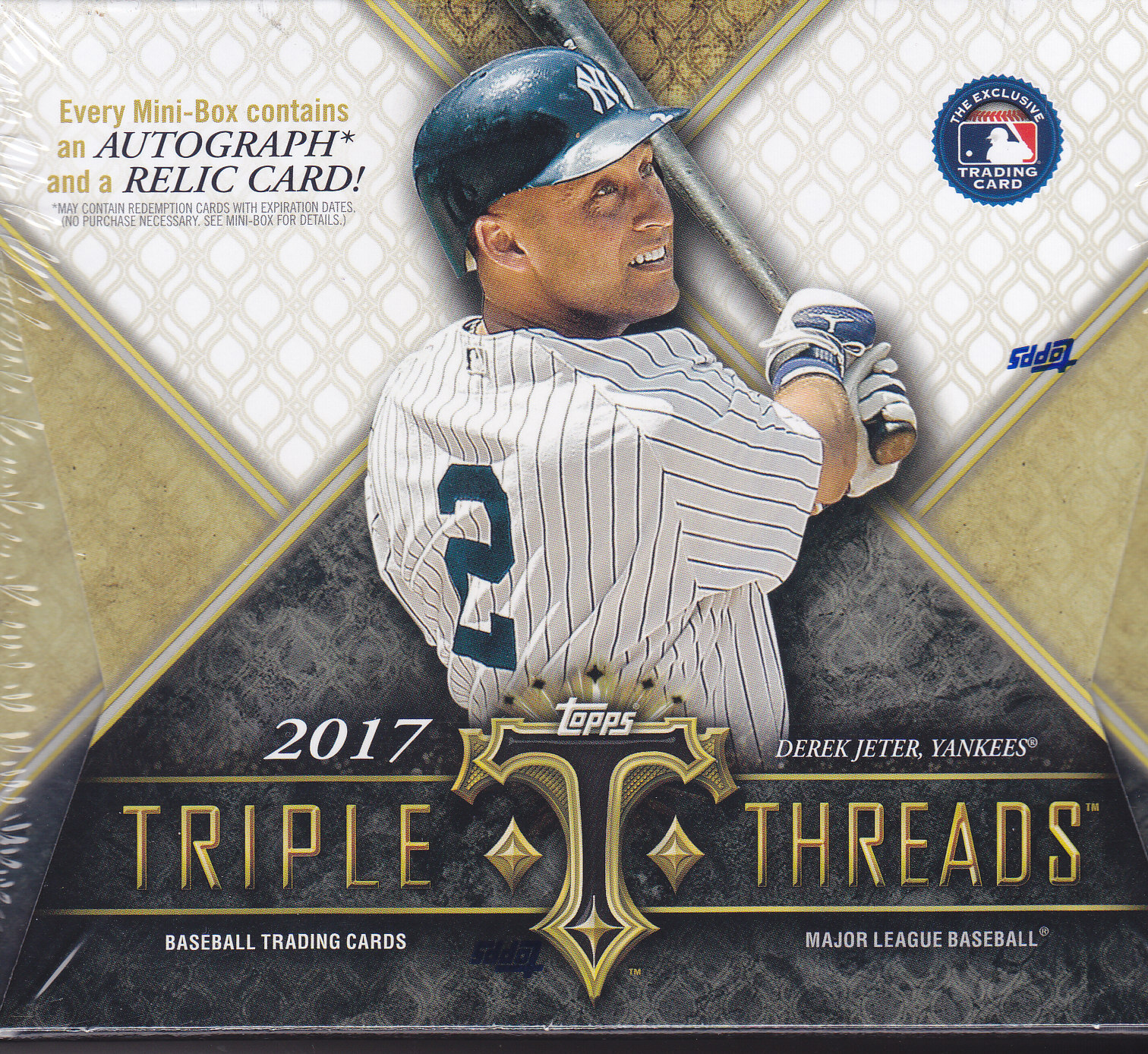 2017 Topps Triple Threads Review An Exciting Albeit