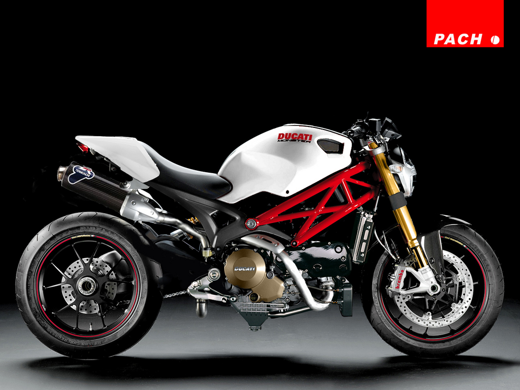 2009 Ducati 848