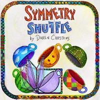 Symmetry shuffle math doodles app