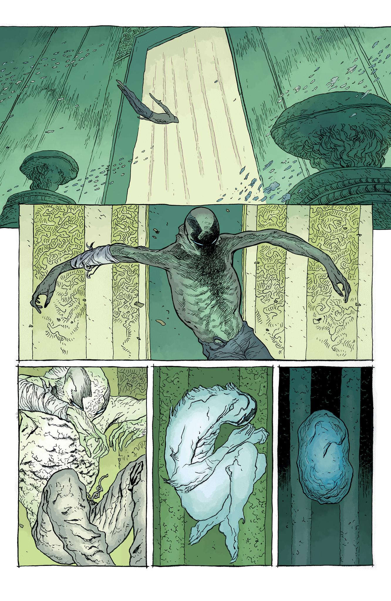 Read online Abe Sapien comic -  Issue #5 - 12
