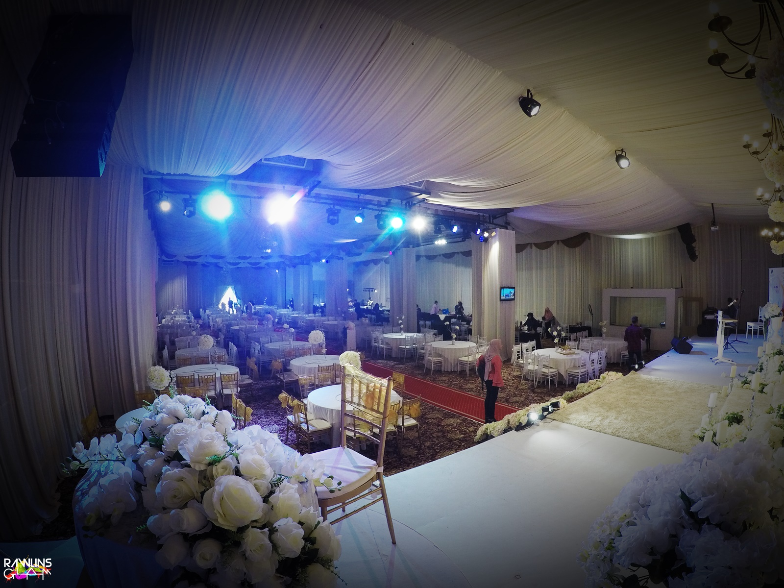 The Venue, The Venue Shah Alam, Pakej Perkahwinan murah, dewan murah di Shah Alam, wedding packages, Raja Sehari, busana pengantin, Rawlins GLAM