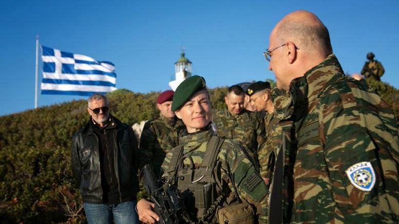 «Εγκλώβισαν» το ελικόπτερο του Δένδια οι Τούρκοι