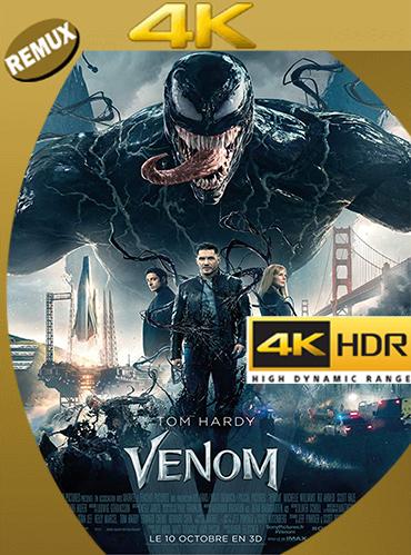 Venom (2018) HD [4K REMUX] Latino [GoogleDrive] MacacoupHD