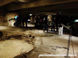 guia brasileira milao duomo subterraneos - Guia de turismo em Milão