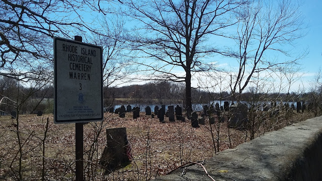 RI Historical Cemetery Warren #3