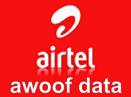 Airtel Awoof 9GB Data