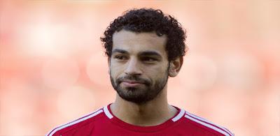 النجم المصرى محمد صلاح لاعب روما