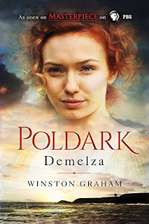 Book cover: Demelza by Winston Graham (Poldark book 2)