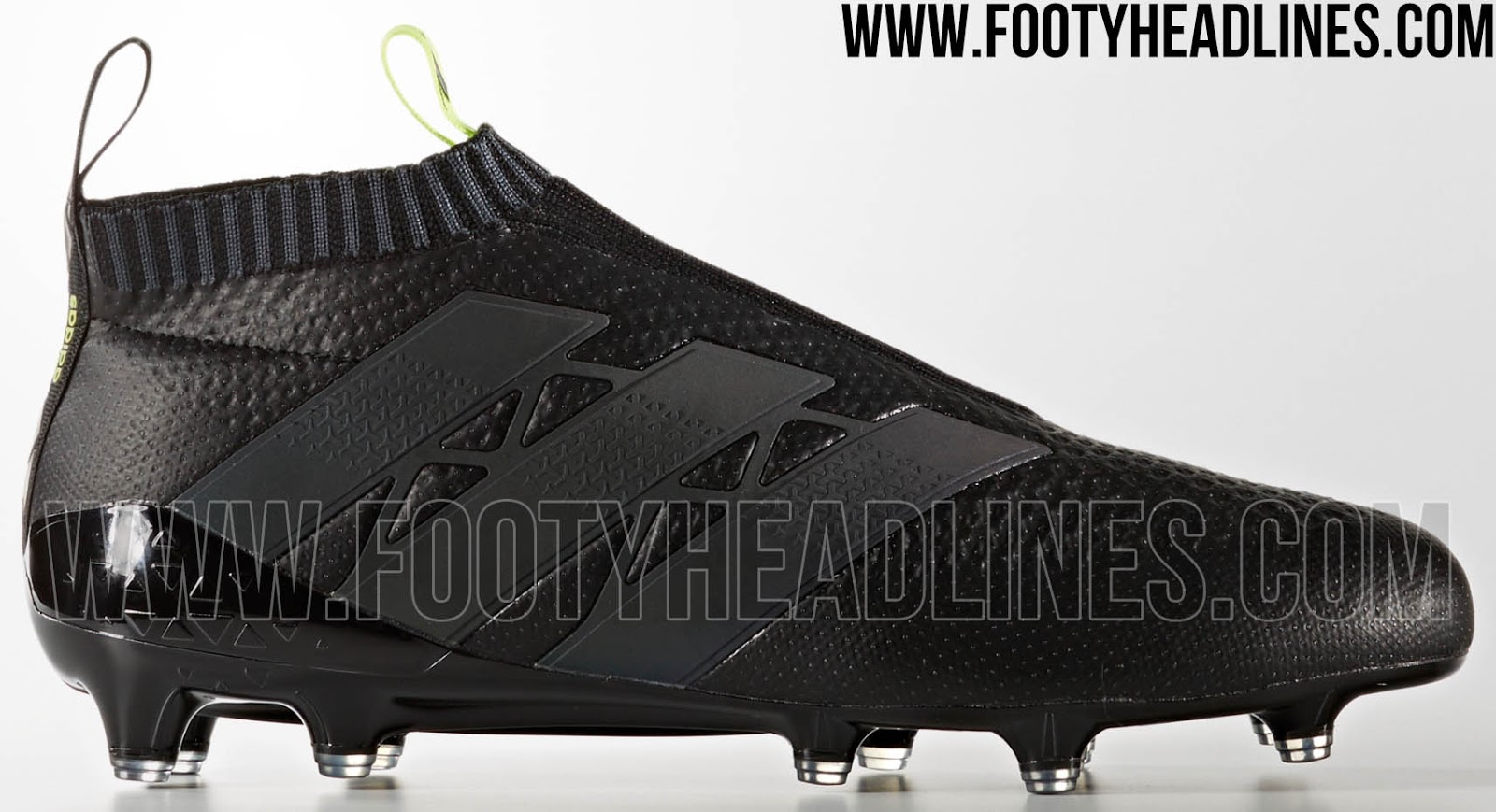 Adidas Ace 16 Purecontrol - Blackout