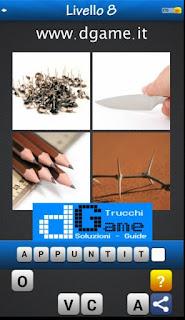 PACCHETTO 2 livello 8 - Soluzioni Trova la Parola - Foto Quiz con Immagini e Parole